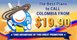 RingVoz Announces a New Colombian Plan – Make International Calls to...