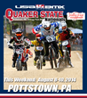America's Best BMX Racers Invade Pottstown for the USA BMX Quaker...