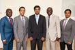 3rd Place, Chester Team: Joel Dobgang (Cameroon), Robera Debelo (Ethiopia), Bharat Kurma (India), Alphonse Nchangang (Cameroon), and Manish Kaur (India)