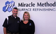 Miracle Method Surface Refinishing Opens in Cincinnati Market
