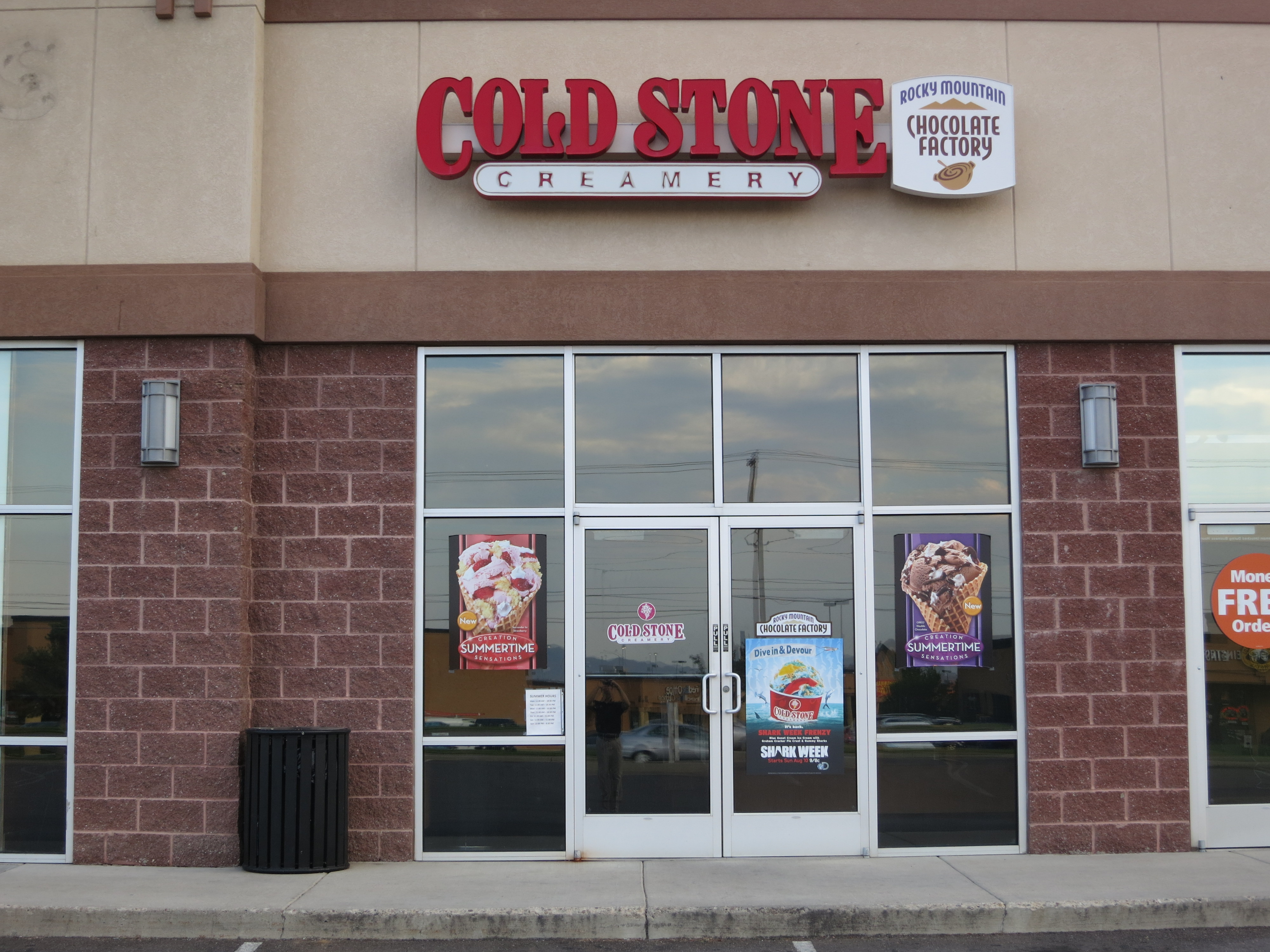 Former Accountant Purchases Cold Stone Creamery® and Rocky ...