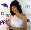 Christian Movie Connect received iPDb sponsored podcast award at PPFF Stellae Awards