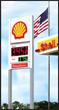 GURU Digital Media Becomes Approved LED Gas Price Unit Vendor for...