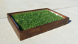 Fresh Patch Company Offers All-Wood Sleeves for Disposable Real-Grass Dog Potties