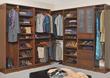 Woodtrac Closet Systems