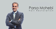 US Hair Restoration Changes Name to Parsa Mohebi Hair Restoration to...