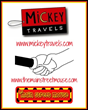 MickeyTravels, LLC Partners with The Main Street Mouse