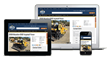 My Little Salesman First Publisher in Heavy Equipment and Trucking Industry to Launch Responsive Website