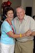 Bay Path resident David Lindsay and Bay Path Recreation Assistant Maryann MacLeod enjoy a dance during the Massachusetts based skilled nursing center's recent 30th anniversary celebration.