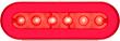 """GloLight Gen II 6"""" oval, GloLight Gen II 6"""" oval, GloLight Gen 2 six-inch oval, STL111RB"""