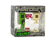 J!NX Launches Much Anticipated Minecraft Creeper Anatomy Vinyl Toy