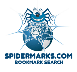 Spidermarks.com bookmark search engine