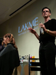 Manolo, Creative Artist, at Lakmé NY Event