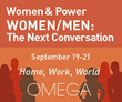 Omega's 2014 Women & Power Conference Advances Growing Partnership...
