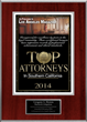 Gregory G. Brown named as one of Southern California's Top Attorneys