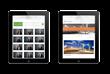 Primera website - tablet
