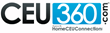 CEU360 to Provide Online Continuing Education Courses and Compliance...