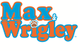 MAX & WRIGLEY™ 3D Childrens Animation Series Logo