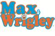 MAX & WRIGLEY™ 3D Childrens Animation Series Logo