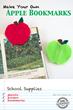 An Apple Bookmark Craft Has Been Released on Kids Activities Blog