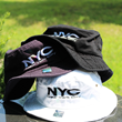 BD1110 CLASSIC NYC- NEW YORK CITY COTTON BUCKET HAT