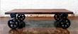 V33 Coffeecart In Reclaimed Wood HGDA119 From Nuevo Living