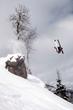 Revision Skis Image for Media Use - Skier Ian Hamilton - Photographer Max Lowe
