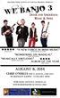 Irish Music School of Chicago Traditional Irish Music Concerts Announced for August