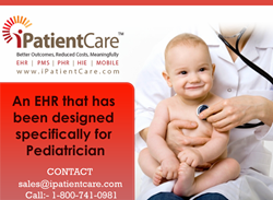 Pediatric Specialty EHR