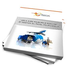 Ce guide s'articule autour des 6 axes principaux d'analyse et de gestion du panel fournisseurs.