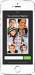 Rounds Multi-User Group Video Chat - 7 People Snapshot