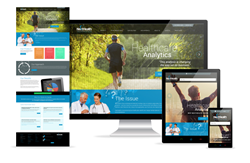 NextHealth Technologies Website Redesign