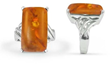 New Selection of Stunning Amber Rings Added to BillyTheTree.com