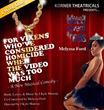 "Korner Theatricals and Co-Producer Yandy Smith to Present ""For Vixens..."