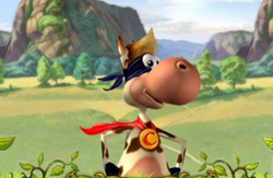 Supercow - free game for PC
