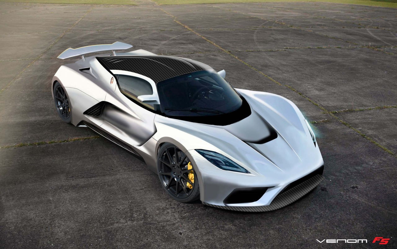Hennessey Venom F5 The Next Generation