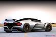 Hennessey Venom F5 hypercar supercar rear