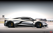 Hennessey Venom F5 hypercar supercar side