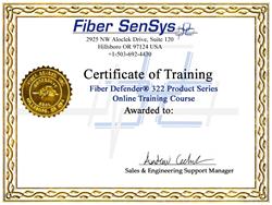 FD322 Online Training