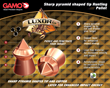 GAMO® OUTDOOR USA Unveils the LUXOR Cu™ Hunting Pellet