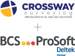 Crossway Surveying and BCS Prosoft