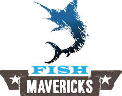 Fish Mavericks TV Show Logo