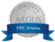 TWC Aviation Earns ARGUS Platinum Safety Rating