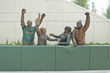 The Fine Art Studio of Rotblatt - Amrany Announces Lambeau Leap Statue...