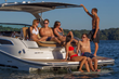 Popular boat models like the Sea Ray 350 SLX are helping to drive sales in 2014.
