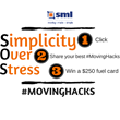 "SML Celebrates ""Simplify Your Life"" Week All Month Long, Launches..."