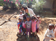 Recording Artist Returns to Africa to Find Medical Care for Children
