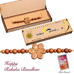 Celebrate Raksha Bandhan with Rakhi-gifts.com