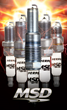 MSD Announces New High Performance Iridium Spark Plugs