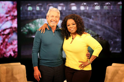 Cinematographer Louie Schwartzberg & Oprah, Super Soul Sunday
